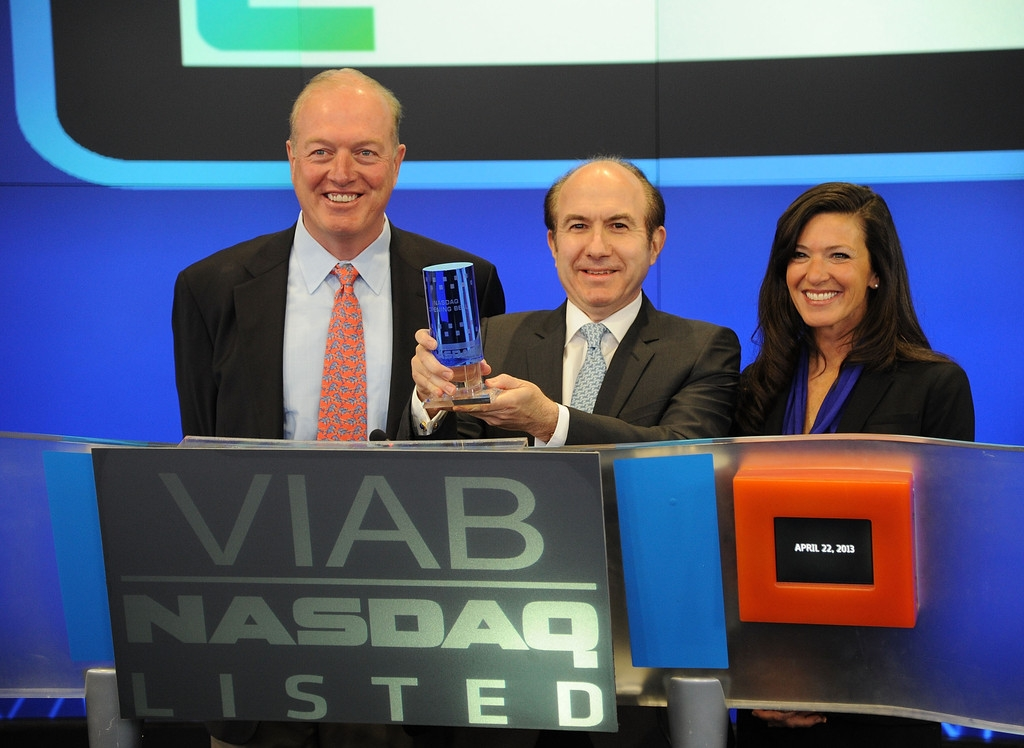 Viacom Rings the Stock Market Opening Bell  43567