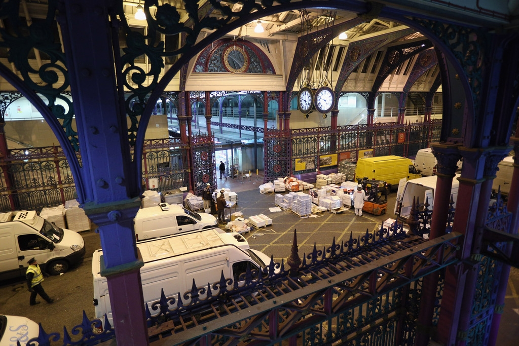 The Historic Wholesale Market of Smithfield 43734