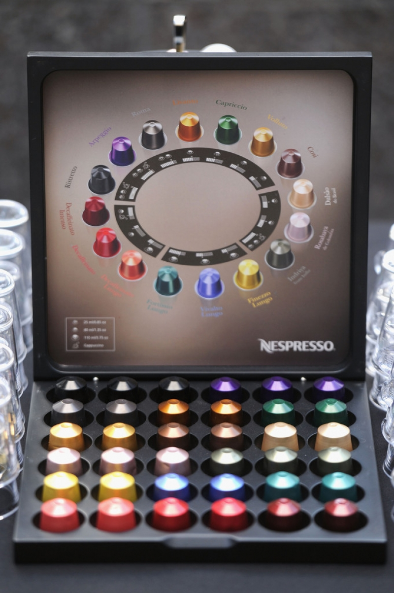 Nespresso Announces New Partnership 43802