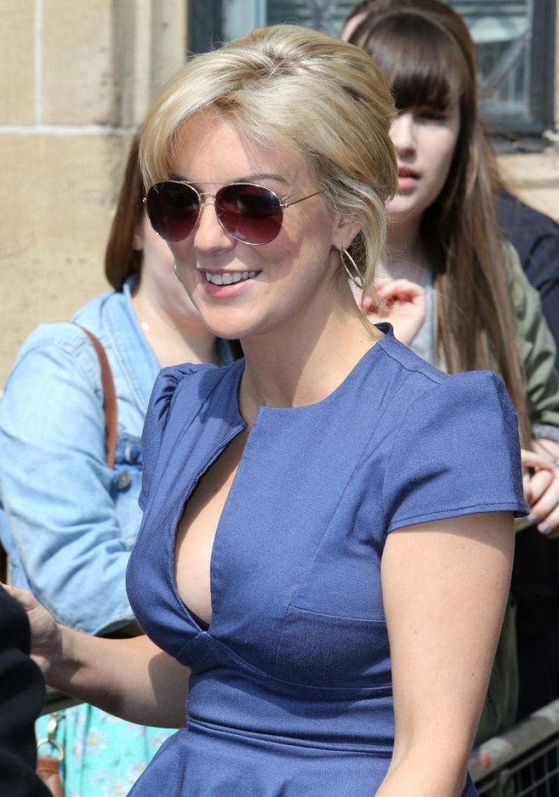 Sheridan Smith at the London Studios 43953