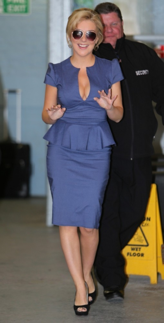Sheridan Smith at the London Studios 43967