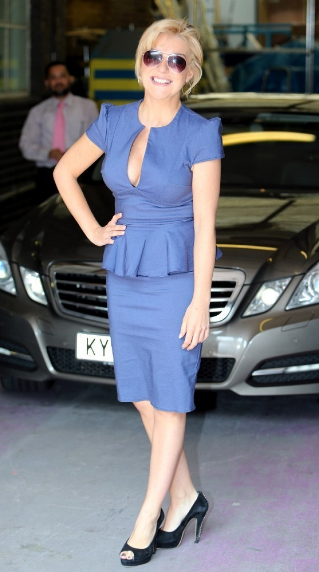 Sheridan Smith at the London Studios 43993