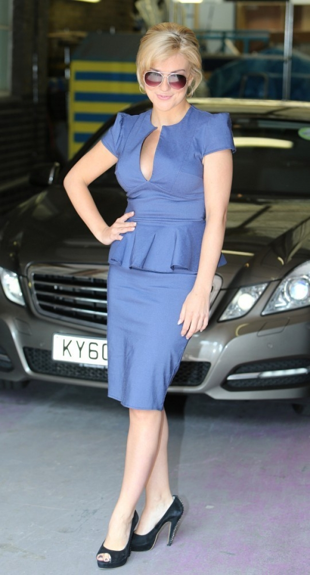 Sheridan Smith at the London Studios 44001