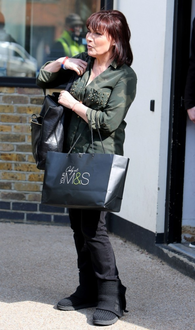 Lorraine Kelly at the London Studios 44015