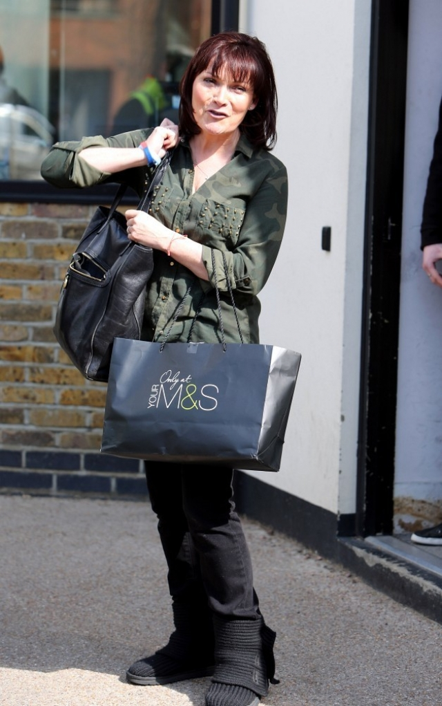 Lorraine Kelly at the London Studios 44016