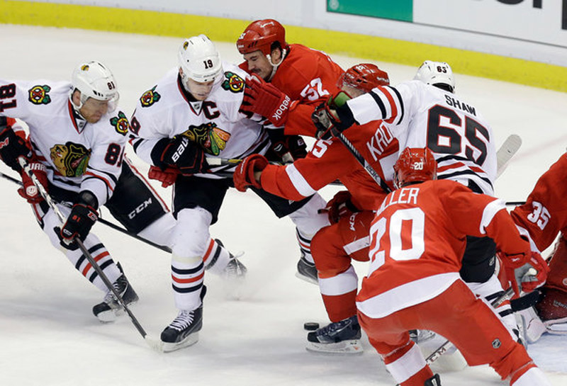 Original Six Rivalry Goes to a Game 7 44190