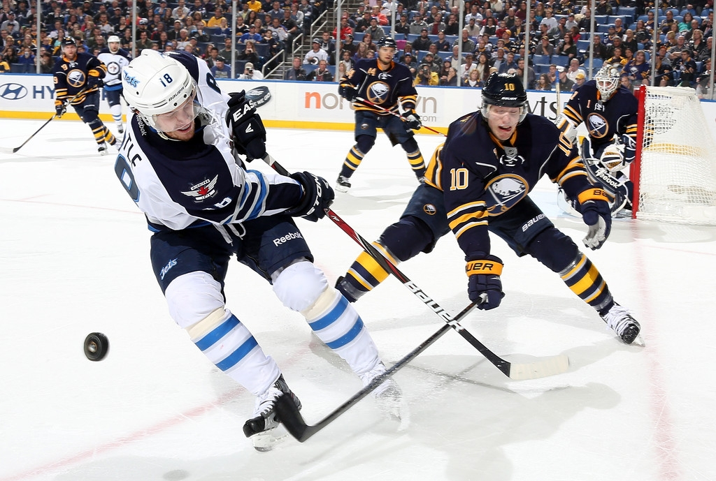 Winnipeg Jets v Buffalo Sabres 44232