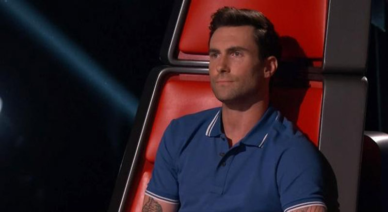 Adam Levine 'I hate this country' comment after 'The Voice' eliminations draws outrage; Singer says remarks were made 'purely out of frustration' 44255