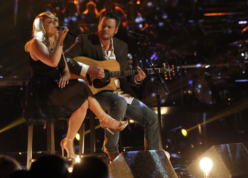 Blake Shelton's benefit concert for Oklahoma: Good intentions, but who gets the donations? 44261