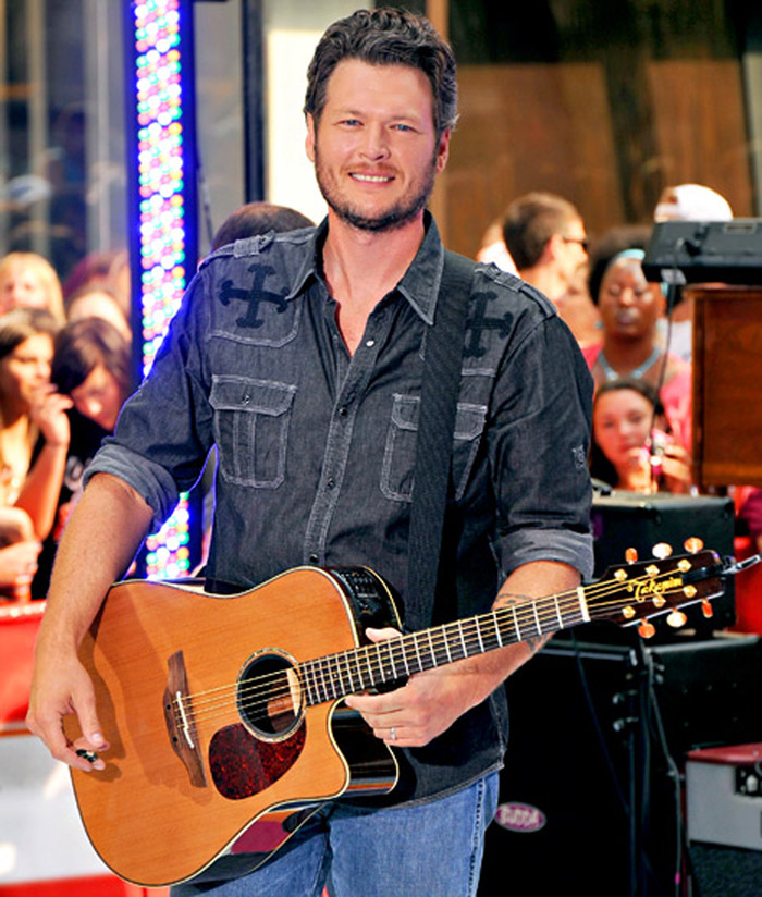 "Relief Benefit Concert ""for Blake Shelton Oklahoma Air Tonight 44264"