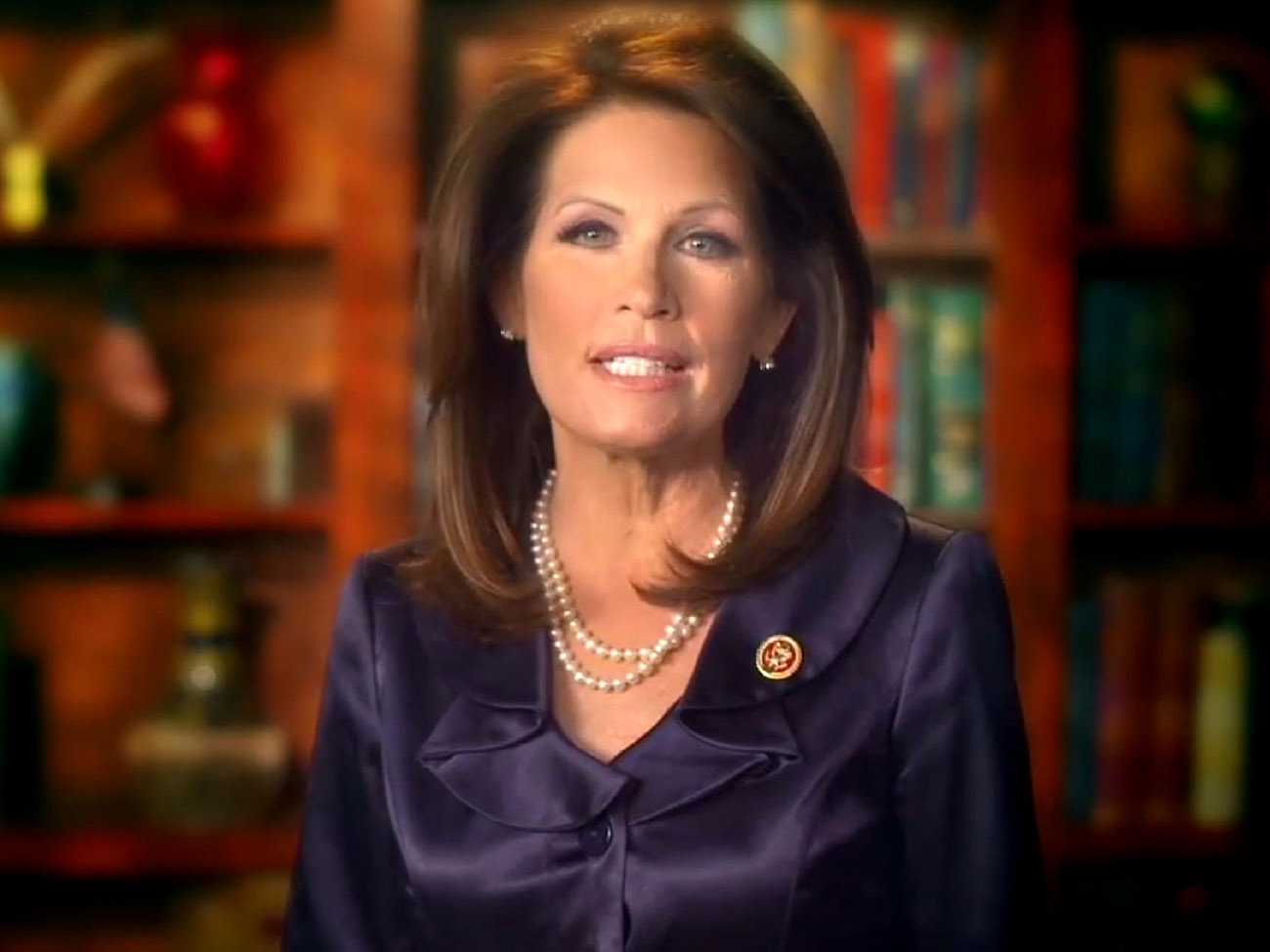 Michele Bachmann: I'm quitting my House seat in 2014 44267