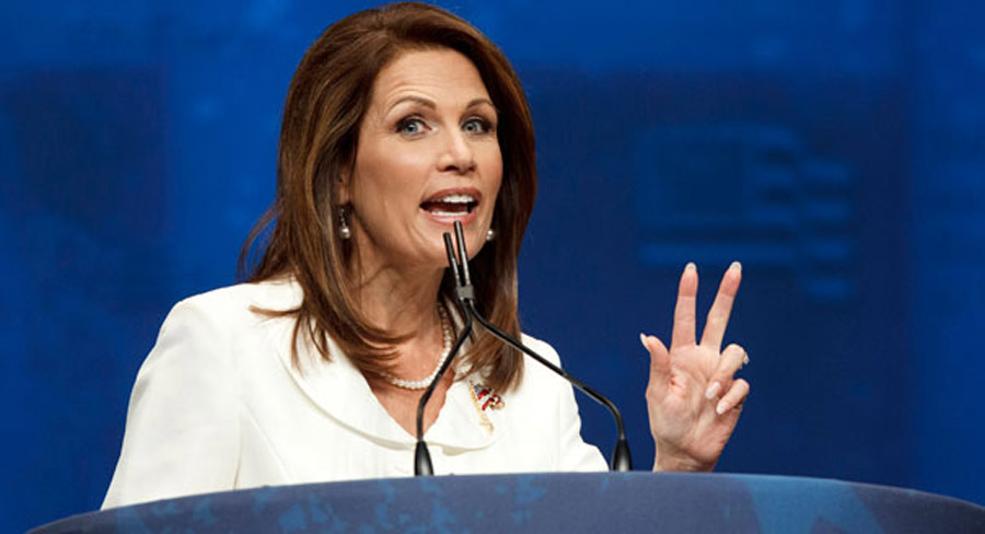 The Michele Bachmann playbook 44271