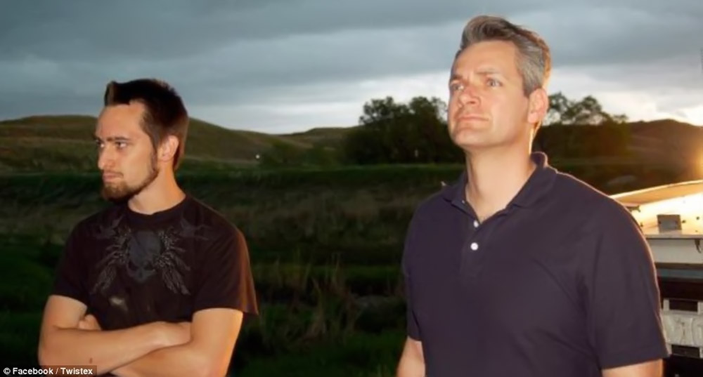 Tim Samaras, 55, his son Paul, 24, and crew member Carl Young, 45, died in El Reno on Friday 44350