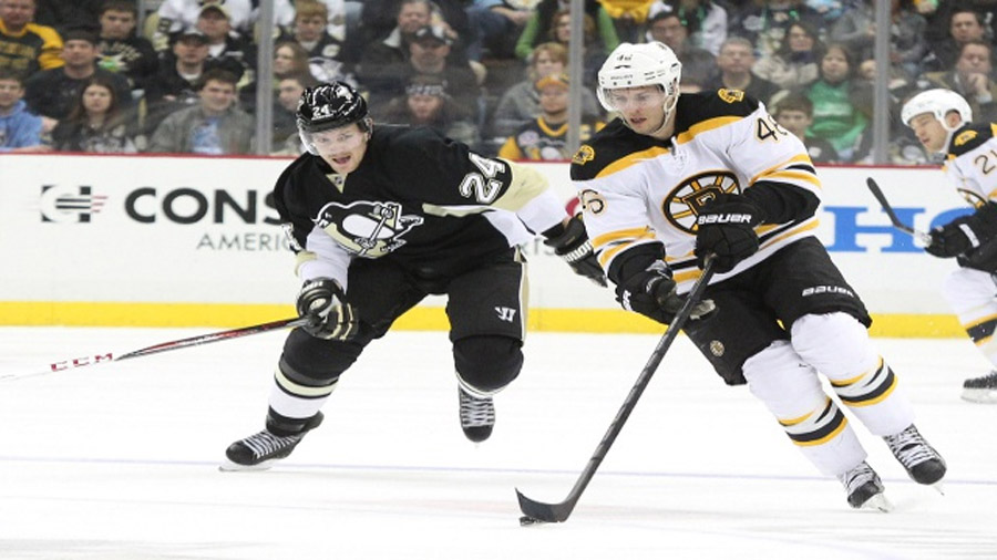 Penalty on Pittsburgh Penguins Matt Cooke a Factor in Loss to Boston Bruins 44381