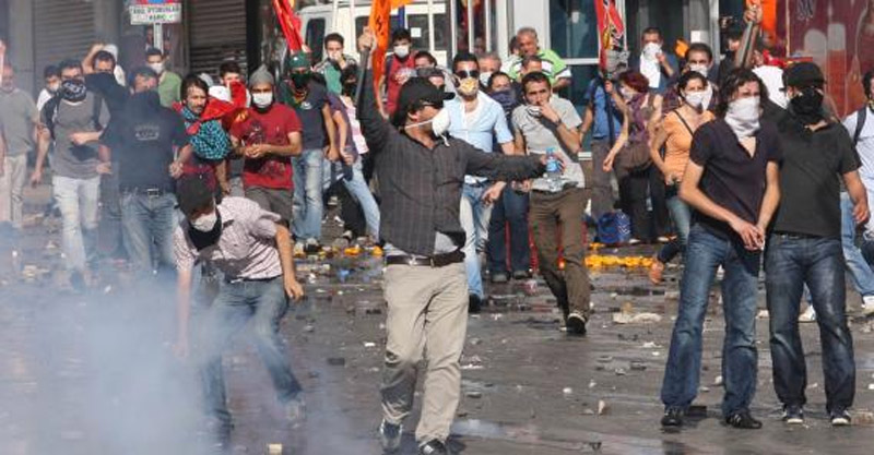 Syria Calls on Turkey to Stop Violently Repressing Peaceful Protests 44388