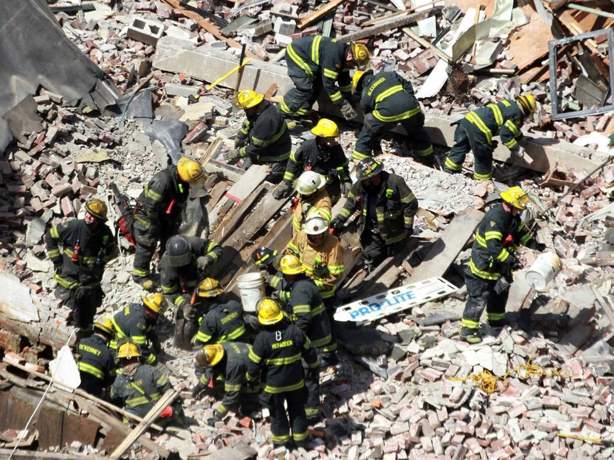 Death Toll In Philadelphia Building Collapse Rises to 6 44402