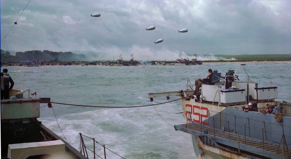 The D-Day invasion as it happened 44424