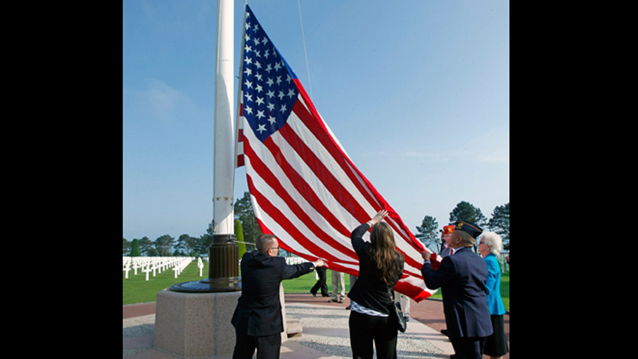 France holds commemorations for 69th anniversary of D-Day 44426