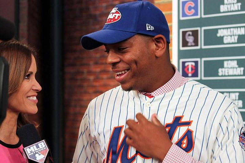Mets take Dominic Smith at No. 11 pick; Yankees take Eric Jagielo at No. 26 44447