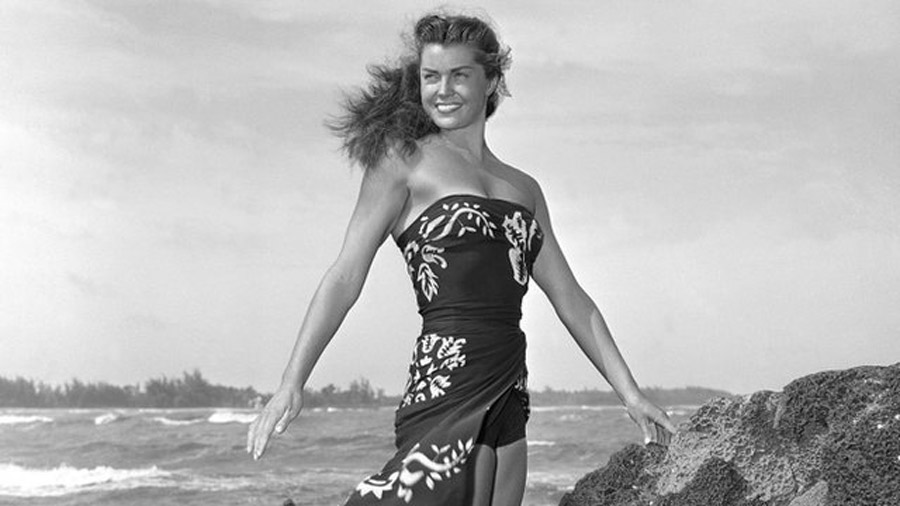 Esther Williams, actress and swimming star, dies at 91 44454