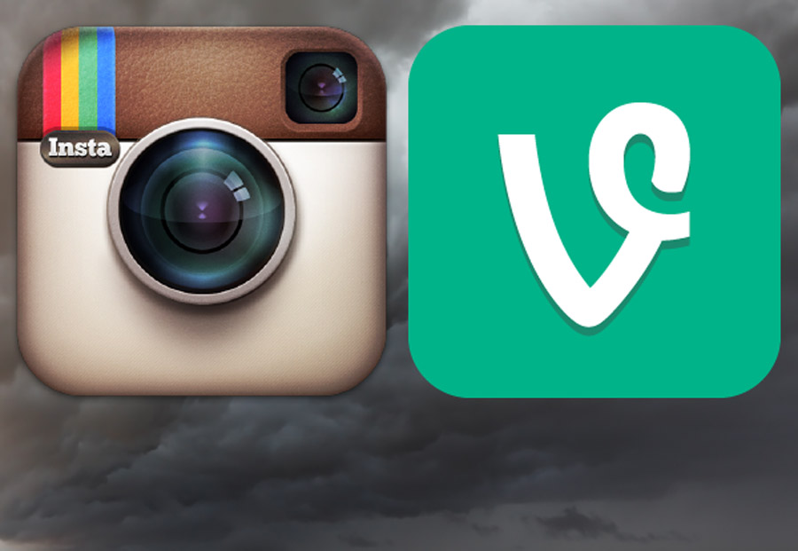Instagram Video Vs. Vine: What's The Difference? 44533