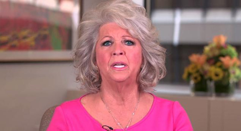 Paula Deen fired from Food Network despite video statement apologizing for racial slur 44548