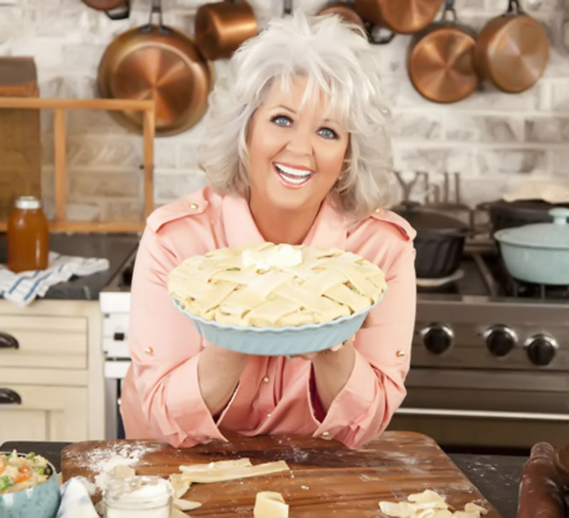 Paula Deen's Contract Is Toast After Quick-Fire Criticism 44553