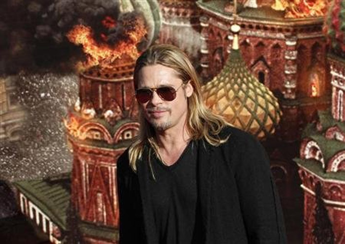 Box Office: Brad Pitt's 'World War Z' Earns Solid $3.6M on Thursday 44557