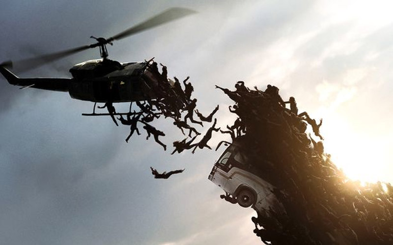 The Cool Catastrophes of 'World War Z' 44558