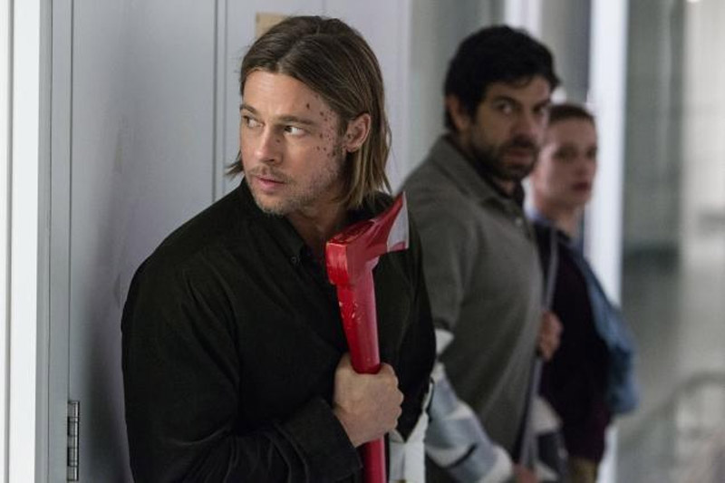 Brad Pitt opens up on 'atrocious' 'World War Z' first cut 44559