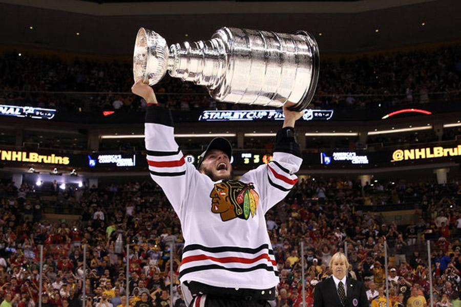 In perfect impression, a fifth Stanley Cup for the Blackhawks 44599