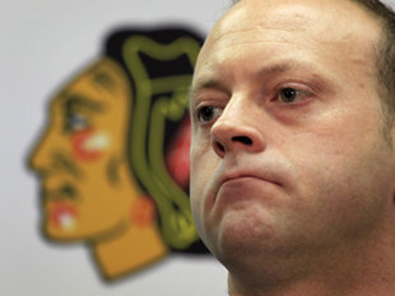 Blackhawks GM Stan Bowman wisely kept core, rebuilt the rest after 2010 title 44606