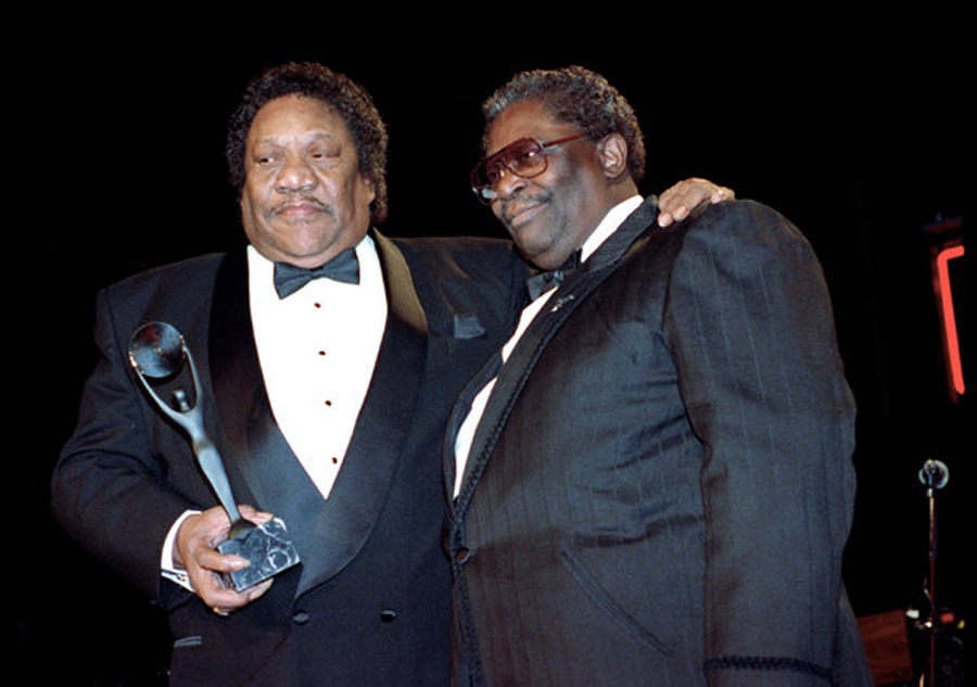 Bobby (Blue) Bland, Soul and Blues Balladeer, Dies at 83 44611