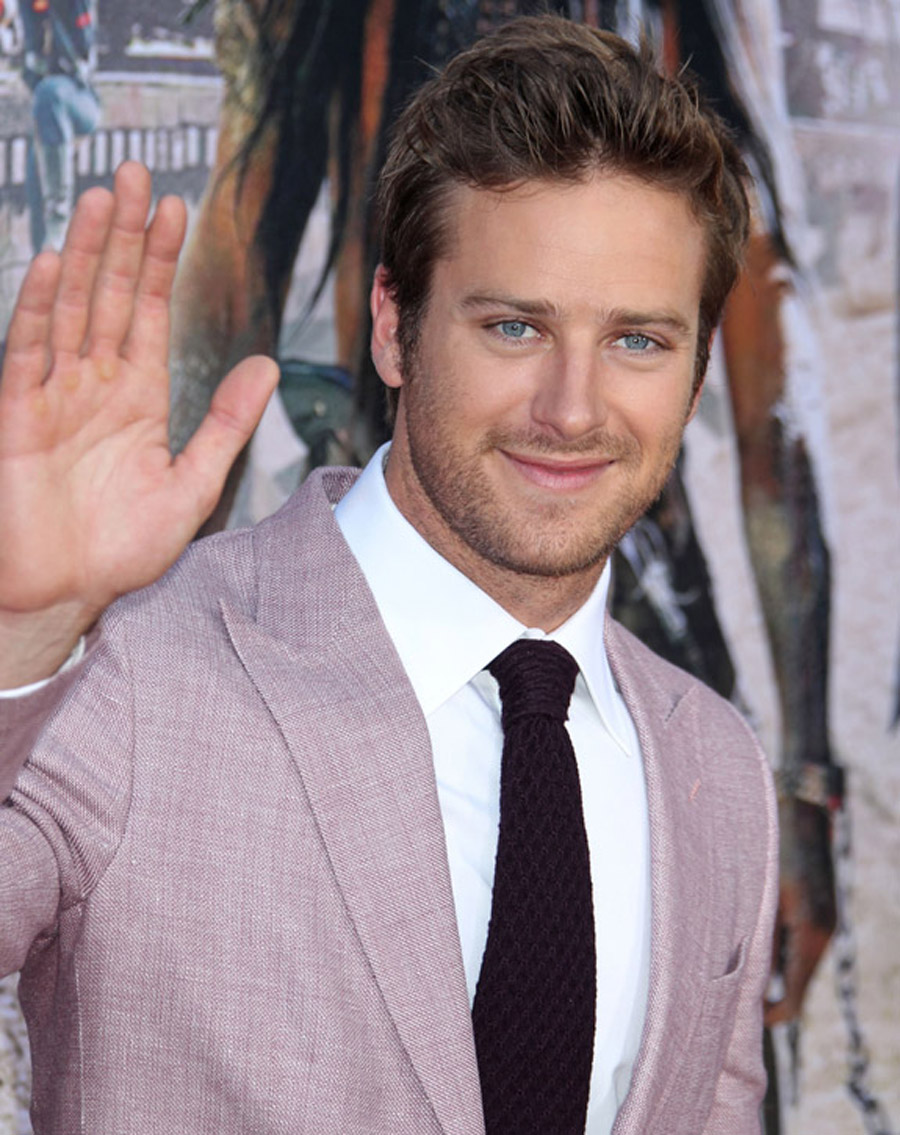 OK! Hottie of the Day: Armie Hammer 44621