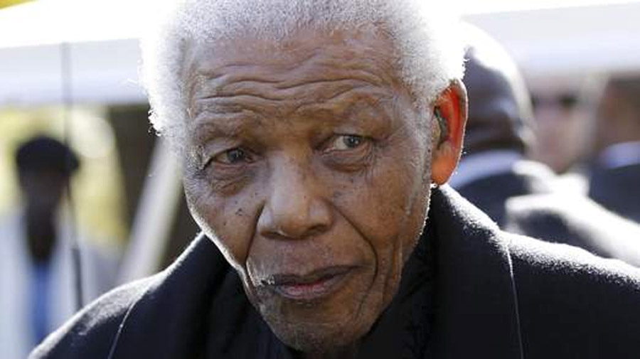 Nelson Mandela: Tribal Leaders Prepare For End 44693