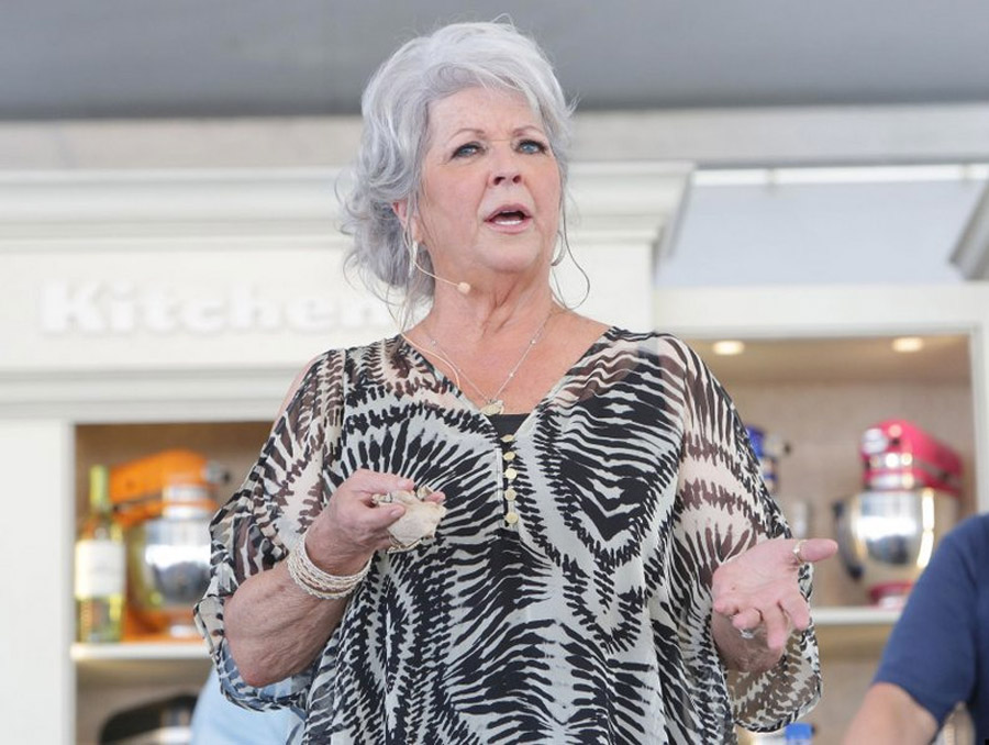 Paula Deen 'Today Show' Interview Gets Emotional 44701
