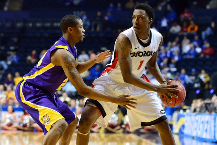 NBA Draft 2013: Detroit Pistons select Kentavious Caldwell-Pope with No. 8 pick 44728
