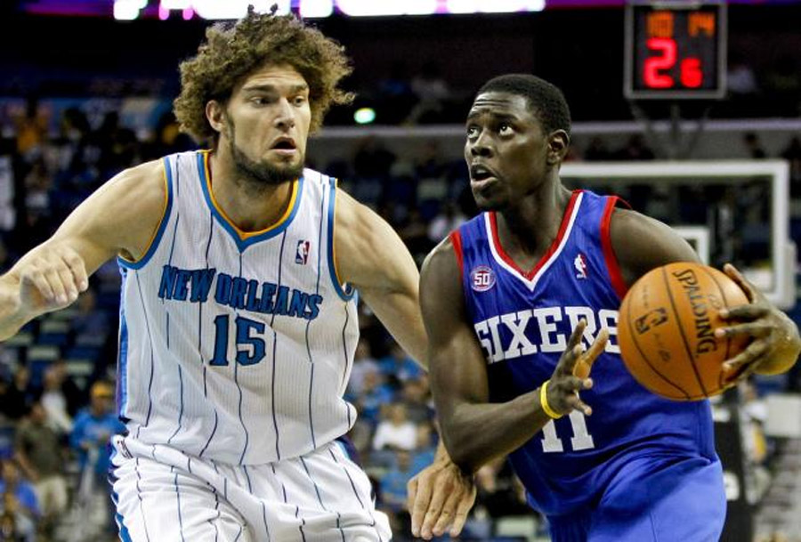 Grading the Nerlens Noel for Jrue Holiday Swap 44744