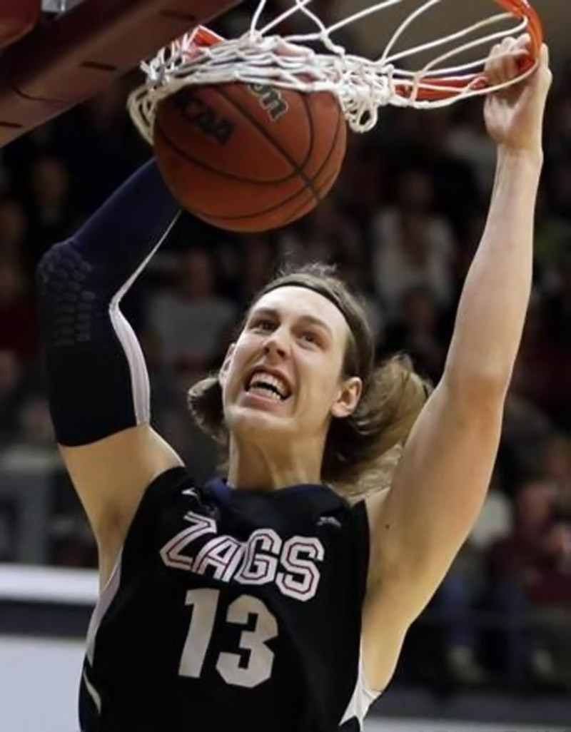 Celtics net Gonzaga's Kelly Olynyk in draft 44768