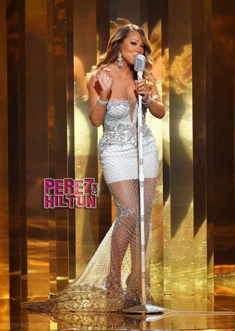 Mariah Carey Puts On A #Beautiful Performance At The 2013 BET Awards! Watch HERE! 44798