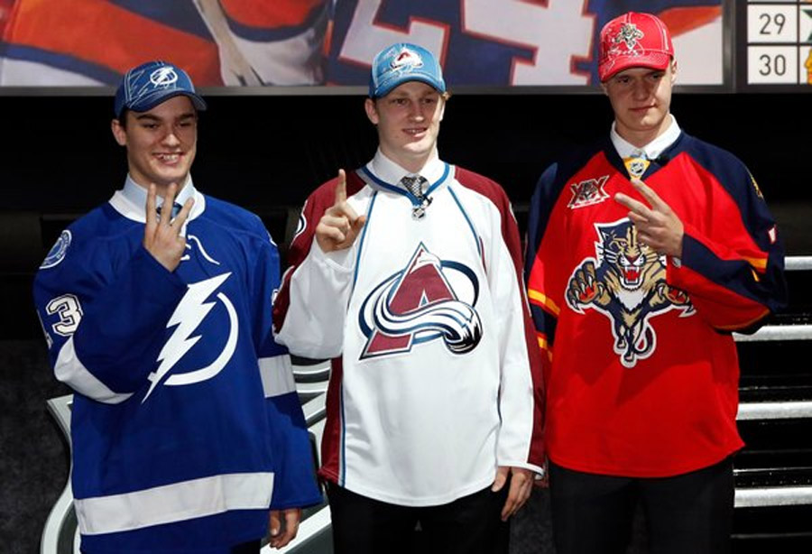 Forwards Popular in N.H.L.'s Draft; Sentiment Is Not 44806