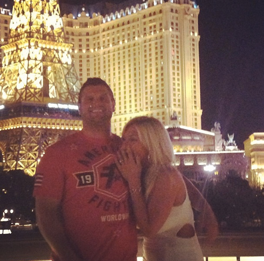 Brooke Hogan Engaged to NFL Star Phil Costa – See Proposal Photos! 44816