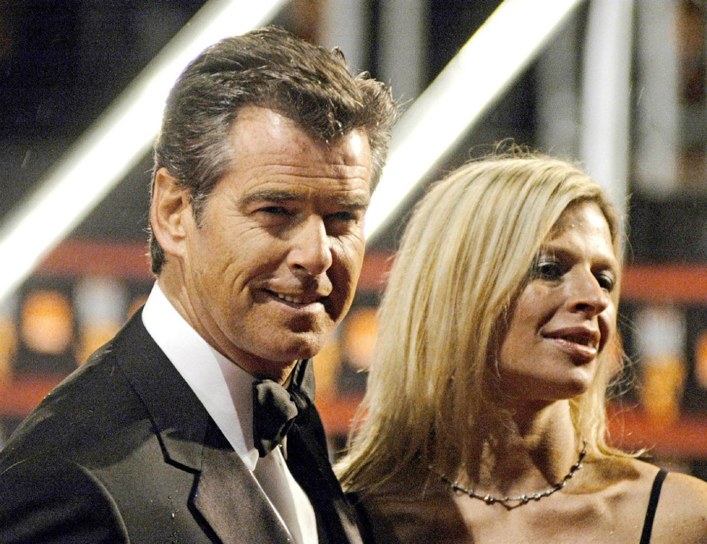 Pierce Brosnan Pays Tribute To His 'Darling Daughter' Following Her Death Aged 42 44863