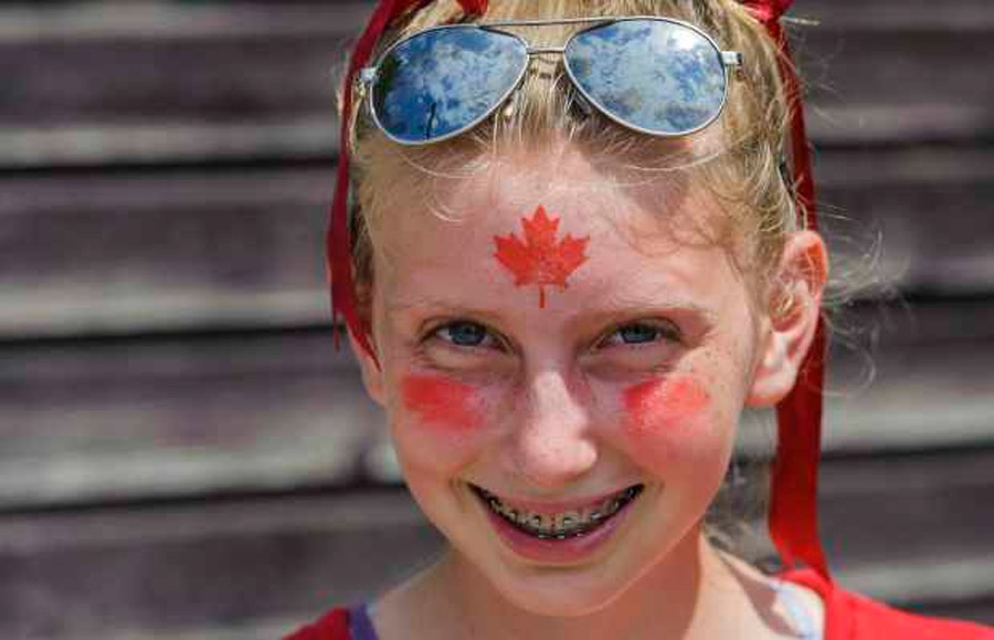 Canada Day celebrations spark patriotism, pot in Vancouver 44869