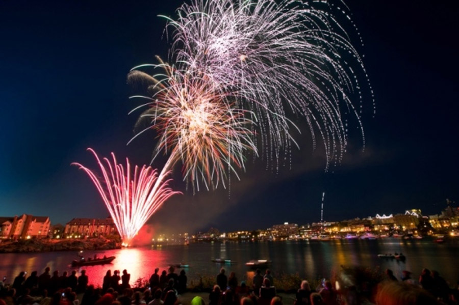 A capital hurray for Canada Day: Thousands gather for Greater Victoria festivities 44872