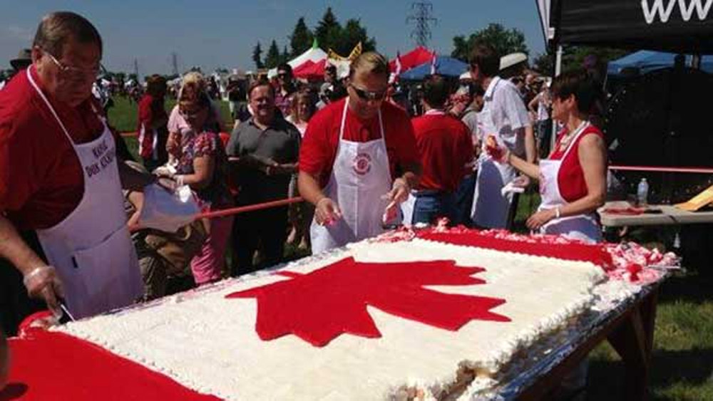 Canada Day celebrated across Saskatchewan 44873