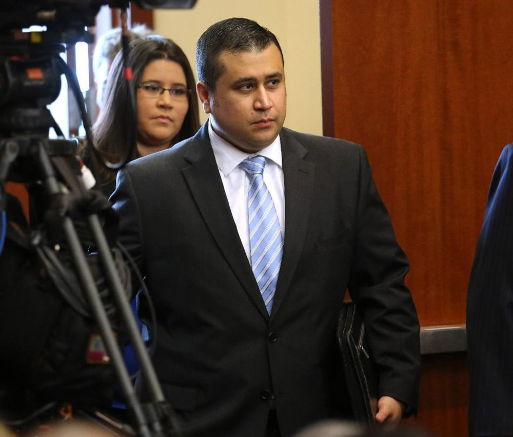 Police officer testifies in George Zimmerman trial 44877