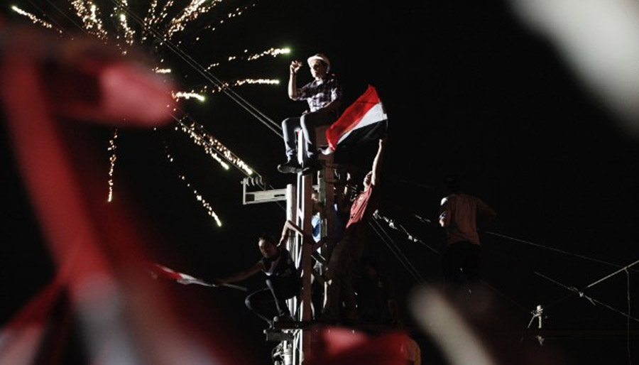 Coup topples Egypt's Morsy; deposed president under 'house arrest' 44888