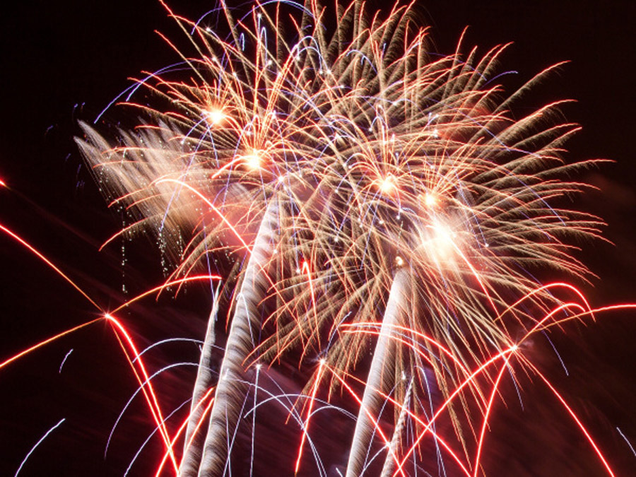 List of 2013 July 4th fireworks shows throughout Colorado 44895