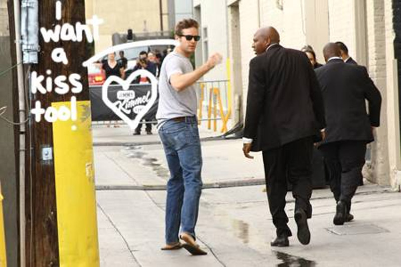 Armie Hammer Tells Jimmy Kimmel About Taking A Break From Acting! What Does He Want To Do During His Time Off??? 44933